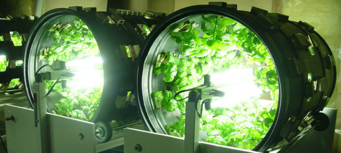 The Omega Garden Takes Hydroponics For A Spin